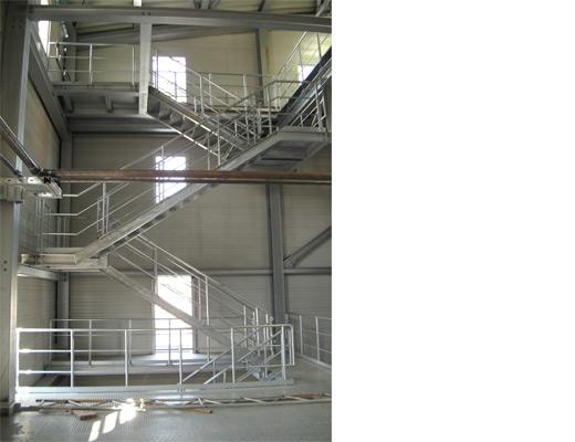 Robert zimmer zimmer metalltechnik meisterbetrieb for Stahlbau aussteifung
